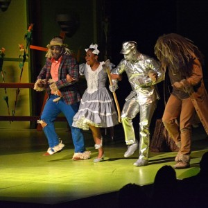 The Wiz at The Alhambra Theatre and Dining